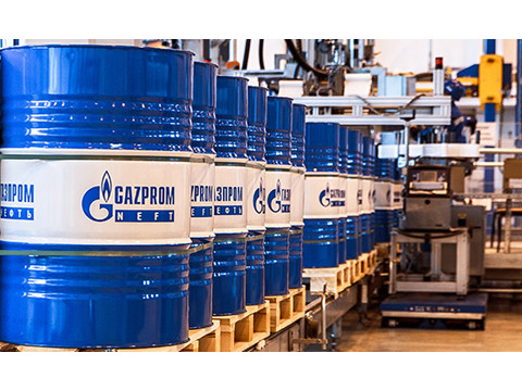 Новая линейка смазочных материалов Газпромнефть