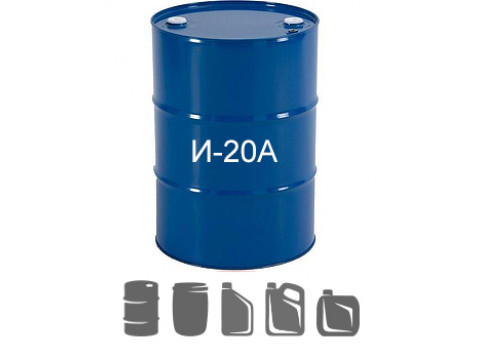 Индустриальные масла И-20А и И-40А наливом