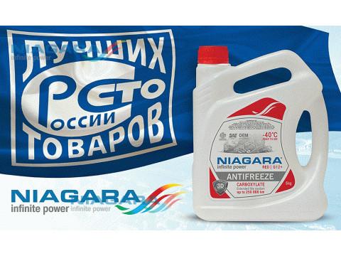Niagara антисептики, автохимия и охлаждающие жидкости